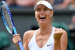 Tennis star Maria Sharapova turned 31 on Thursday. Sharapova has...
