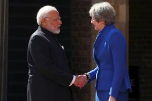 Modi's London visit: 'China factor' behind UK-India maritime pact