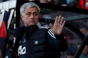 Manchester United should have 10 more points, laments coach Jose...