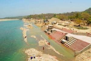 New Ganga ghat to take pilgrim pressure off Har-Ki-Pauri during mega...