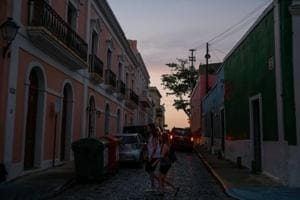 Puerto Rico hit by island-wide power blackout
