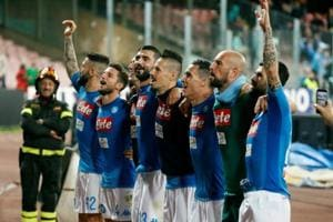 Napoli keep Serie A title hopes alive with win over Udinese, Juventus...