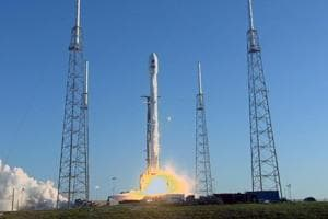 NASA's planet hunting probe successfully launched