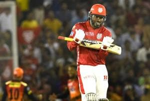 IPL 2018: Chris Gayle century sees Kings XI Punjab beat...