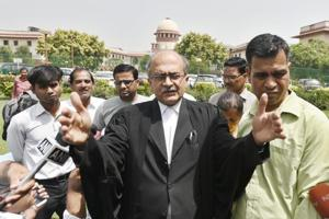 SC slams Bhushan's role in Loya case PIL, says attempts made to...