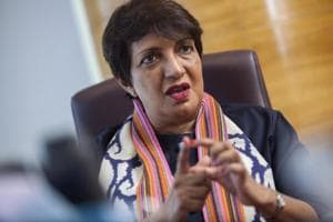 Pakistan's only female private bank CEO doesn't want to be a 'token'...