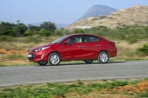 Toyota Yaris will be available in a petrol engine only, with both manual and automatic versions.