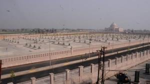 Lucknow has finally found its 'dharna sthal'