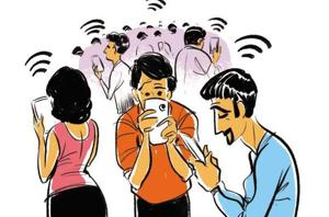 Get ready to pay for using Mumbai WiFi services; strength of hotpots...