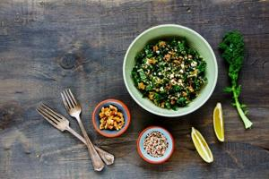 Want to get fitter? Load up on quinoa, kale, chia seeds and more