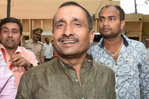 Govt withdraws Unnao rape accused Kuldeep Singh Sengar's security...