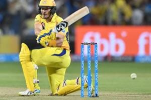 IPL 2018: Shane Watson's fiery ton lifts Chennai Super Kings vs...