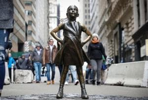 Iconic Fearless Girl statue to be moved from Wall Street location
