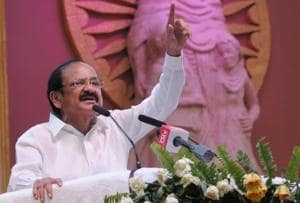 Propose, oppose but come together to resolve issues: Naidu to Oppn MPs
