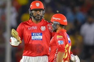 Chris Gayle ton leaves Kings XI Punjab skipper Ravichandran Ashwin...