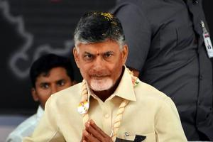 Chandrababu Naidu breaks fast, says Centre wants to take hold of...