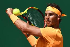 Rafael Nadal thrashes Dominic Thiem to ease into Monte Carlo semis