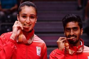 India can do well in table tennis World Championship: CWG winner G...