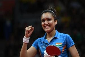 2018 Commonwealth Games star Manika Batra recommended for Arjuna Award