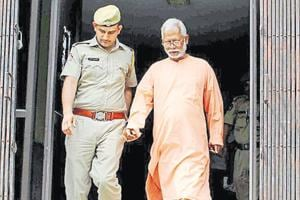 Aseemanand says he was 'politically implicated' in blast cases