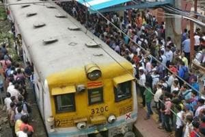 Suburban commuters in Mumbai hit as engine jumps signal, delays trains...
