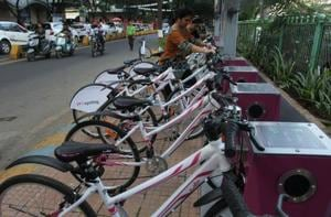 Eco-friendly initiative: You can soon rent a cycle in Navi Mumbai to...