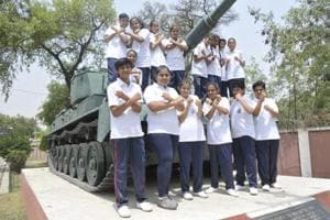 UP Sainik School in Lucknow opens its gates for girls, first time in...