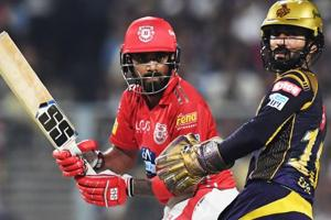 IPL 2018: Chris Gayle, KL Rahul guide KXIP to mammoth...