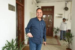 Health adviser's appointment cancelled: Delhi minister Satyendar Jain