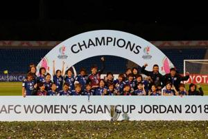 Asako Takakura aims to push boundaries after AFC Women's Asian Cup win