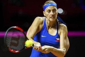 Fed Cup: Karolina Pliskova, Petra Kvitova give Czech Republic 2-0 lead...