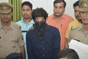 A 19-year-old and a 17-year-old were nabbed in Ghaziabad on Friday. Another accused remains absconding.