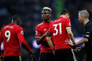 Paul Pogba must 'take more responsibility', says Nemanja Matic