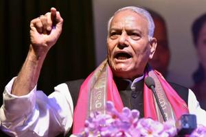 What Yashwant Sinha said: 8 issues former BJP leader raised against...
