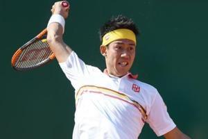 Kei Nishikori beat Alexander Zverev, to face Rafael Nadal in Monte...