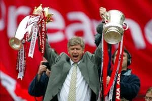 'Arsene Wenger was football's supreme artist'