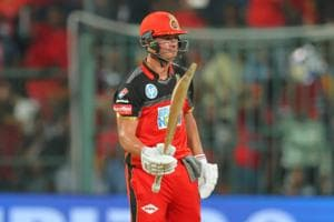 IPL 2018: AB de Villiers eases Royal Challengers Bangalore to win over...