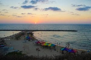 6 stunning beaches in Israel that everyone must visit once in their...