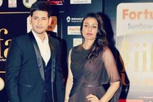 Mahesh Babu's love for his wife Namrata is couple goals. See photo