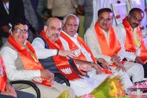BJP names 'star' campaigners for May 12 Karnataka elections