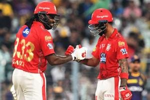IPL 2018: Chris Gayle, KL Rahul 'powerplay' boosts KXIP, leaves rivals...