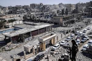 50 bodies of jihadists, civilians recovered from Raqqa mass grave in...