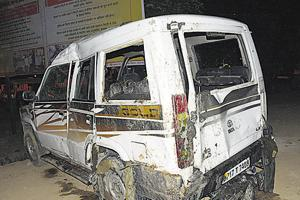 Ghaziabad SUV accident death toll rises to seven, car fell 25 feet...