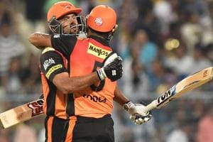 IPL 2018: VVS Laxman seeks improvement from Sunrisers Hyderabad's...