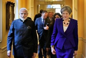Pregnant duck could disrupt meeting with Modi at 10 Downing, British...