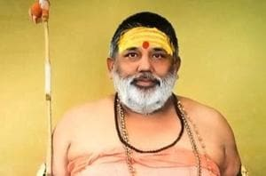 Shankaracharya of Dwarka-Sharda peeth steps down