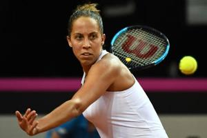 Madison Keys sets up USA's Fed Cup tennis final with Czech Republic