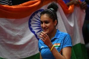 Manika Batra wants to wear the mantle of role model in Indian sport