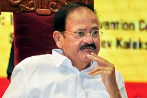 Venkaiah Naidu 'unhappy' over Oppn making public details of CJI...