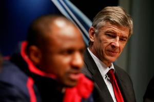Patrick Vieira ready to succeed Arsene Wenger at Arsenal, says Pep...